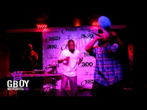 GBOY MostRequested performs at the Ultra Lounge in Chicago