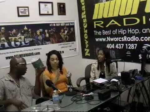 UZMAN in ATLANTA - RADIO INTERVIEW