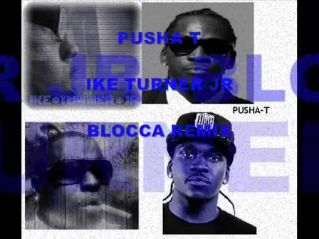 PUSHA T FT IKE TURNER JR(BLOCKA REMIX)