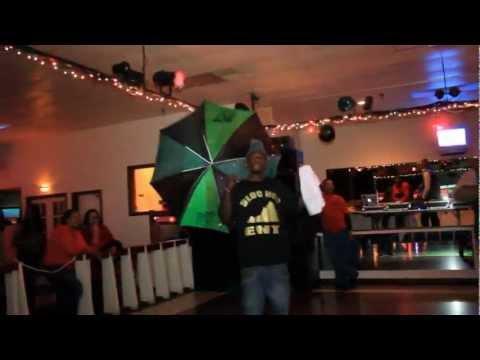 Memph 10 Performing @ New fever in Farmville VA 12 30 12