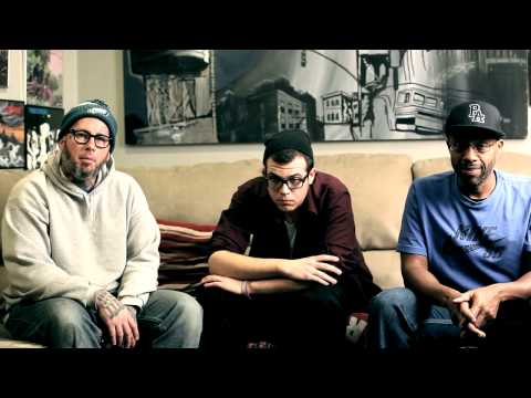Rich Quick, Stress and Chuck Treece - Travelin' Man/Sad Songz