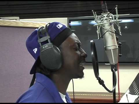 Ando Tha Don - On My Grind (In Studio)
