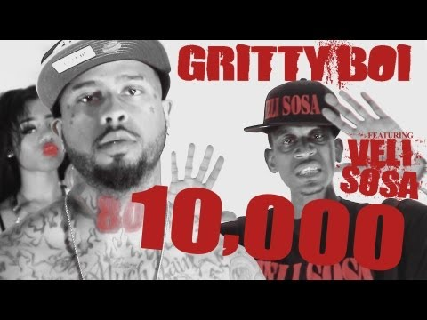 """""""10,000"""" @GRITTBOI256 FEAT DUCT TAPE'S @VeliSosaDTE"""