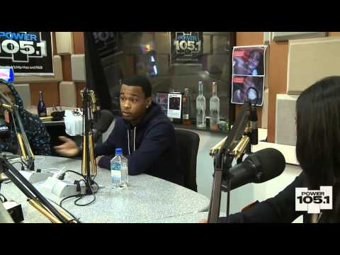 Interview With Spenzo At The Breakfast Club Power 105.1