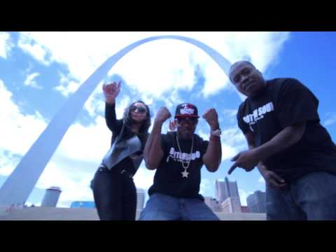 "Crunk N Buck Feat StaarQueenKong ""Local"" (Official Video)"