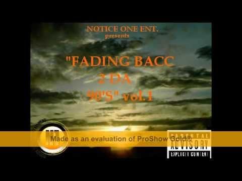 """""""FADING BACC 2 DA 90's"""" vol.1-(show series)"""