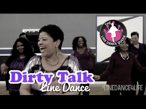 Dirty Talk Line Dance-Jason Durulo (Talk Dirty)