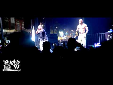 Naughty By Nature Live - Treach's 2 Pac/Biggie Tribute [Shot by ESKKO MEDIA]