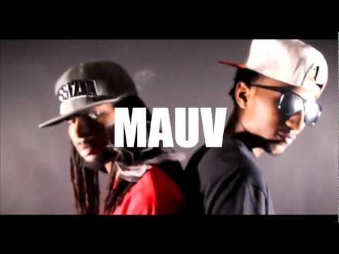 MAUV - PASS THE LIGHTER [official video] featuring Bamboo & STFU