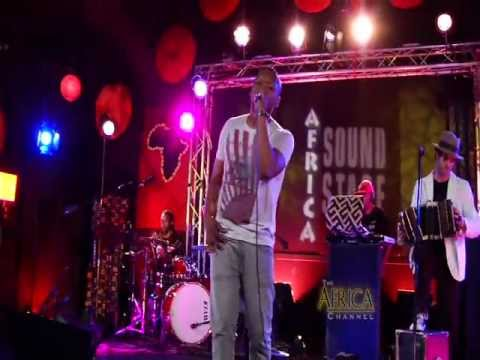 LORD HOLD ME LIVE- Africa Channel Sound stage