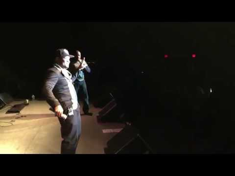 H-Town Sings Kissing Game By Hi-Five Live in lula ms Jan. 2015