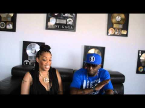 Yukmouth Hangs Out With Connie  At The Sound Temple Interview