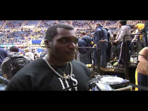WVU DJ Dollar Interview On Bob Huggins Show