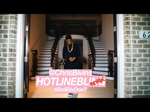 Chris Bivins- Hotline Bling Remix (Prod. By @RealBJR)