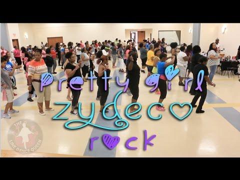 Pretty Girl Zydeco Rock w/Ivanna & The Line Dance Queen