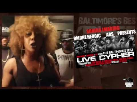 Baltimore's Best LIVE CYPHER Vol. 1 (Unedited Version)