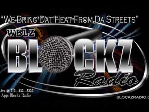 """""""Blockz"""" Exclusive Interview Clip With Legacy Radio Show In ATL """"Blockz"""" Speaks The Truth"""