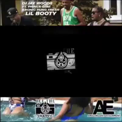 Lil Booty Music Promo
