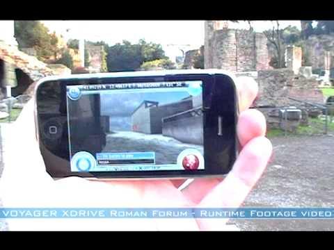 VOYAGER XDRIVE Roman Forum - PROMO HD