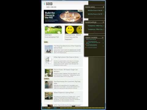 THE COPIA - Nasce il social network per lettori di e-book