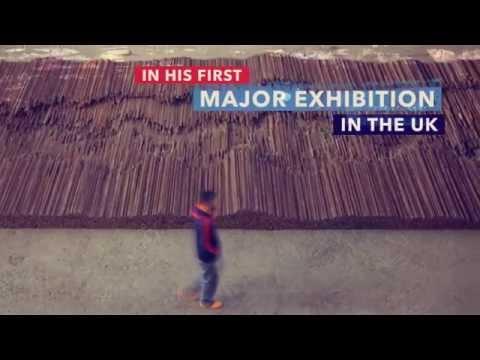 Ai Weiwei exhibition trailer