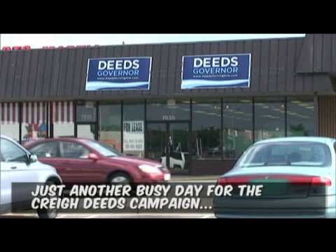 Creigh Deeds Campaign Implosion