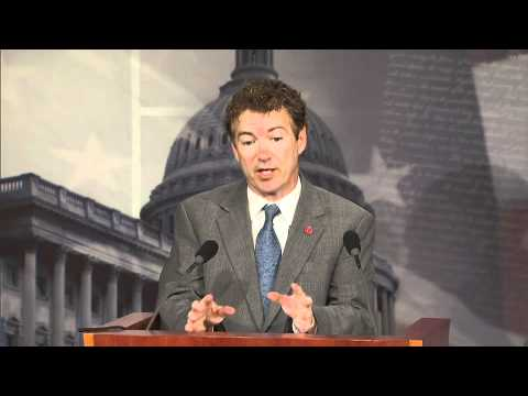 Sen. Rand Paul Introduces Five-Year Balanced Budget Plan