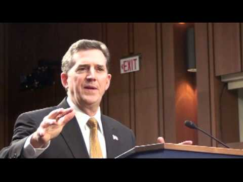 Senator Jim Demint Senate Tea Party Caucus