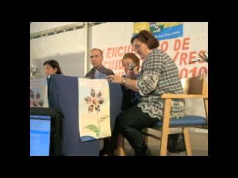 Encuentro Cuidadoras/es Familiares y profesionales - Comarca Rio Nacimiento, Doña María 2010