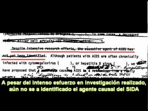 hiv documentos del fraude + link