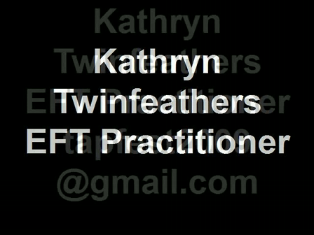 Kathryn Twinfeathers EFT Practitioner