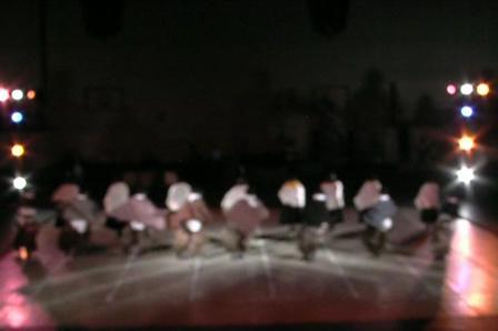 Danzas Internacionales Riobamba