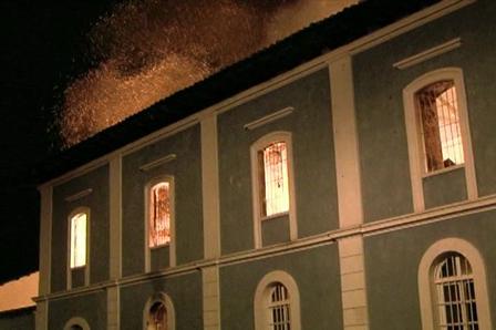 Incendio del Colegio San Vicente de Paul