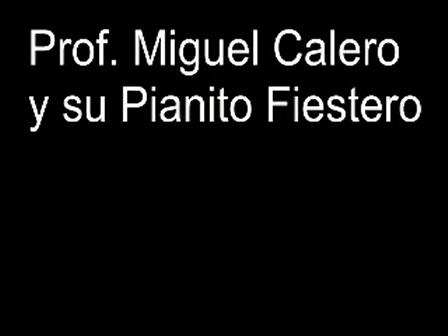 Pianito Fiestero - Carnaval del emigrante