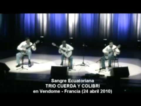 Cuerda y Colibri en FRANCIA 2010