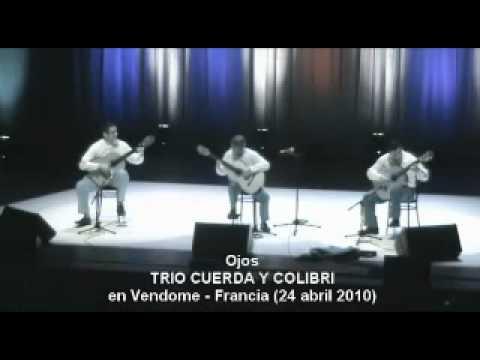 Riobambeñita - CUERDA y COLIBRI