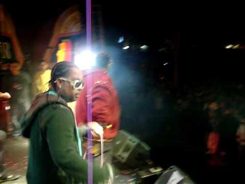 SANDY MC EN CONCIERTO RIOBAMBA ECUADOR