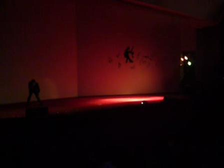 """Noche de talentos del Pensionado """"Olivo"""""""