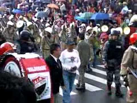 Desfile MALDONADO 2011