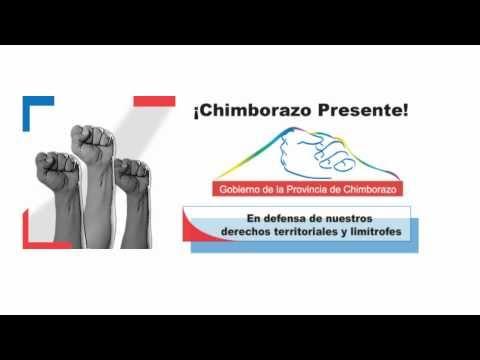 CHIMBORAZO DERECHO TERRITORIAL