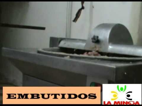 EMBUTIDOS LA MINGA SALINAS DE GUARANDA
