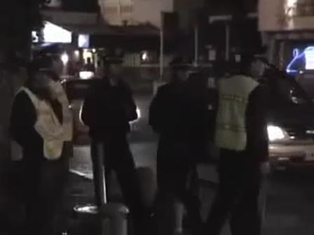 Policias (Chapas) ecuatorianos !!!
