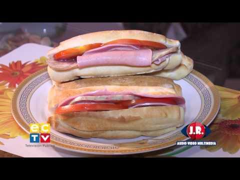 Riobamba Gastronomía La vienesa   La Iberica