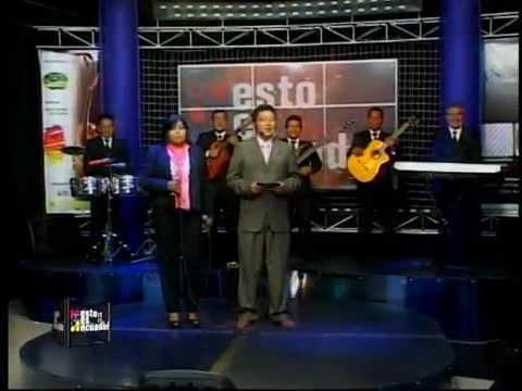 Cantares del Alma presentandose en el canal de RTU