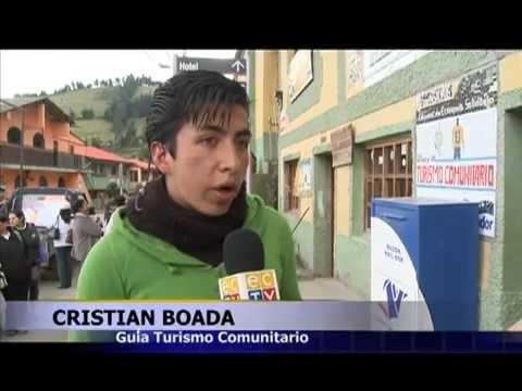 SALINAS DE BOLIVAR - ECUADOR TV