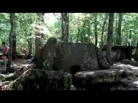 Dolmens of Russia: Summer 2015
