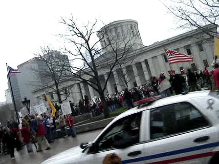 Columbus, OH Tea Party 2009 m06