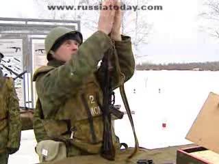 One fast Russkie.