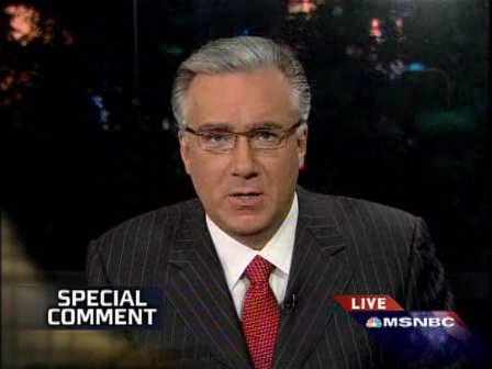 Olbermann - Special Comment - Cheney's speech false to fact and reason