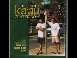 Ka'au Crater Boys -Tropical Hawaiian Day